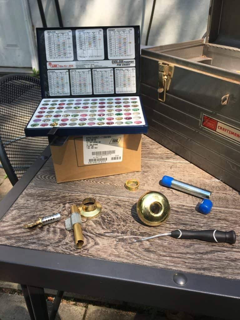 lock tumbler replacement by mr lock magic middletown